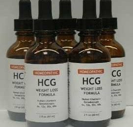 hCG and hCG weight loss