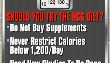 HCG weight loss according Dr. Oz